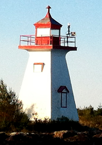 Shaganash Lighthouse