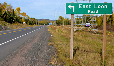 East Loon Lake Rd Amethyst Mine Panorma