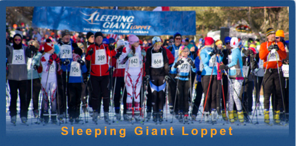 Sleeping Giant Loppet