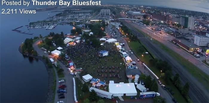 Thunder Bay Blues Fest