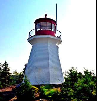 Slate Island Light house